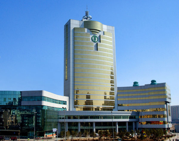 北海市农行大厦